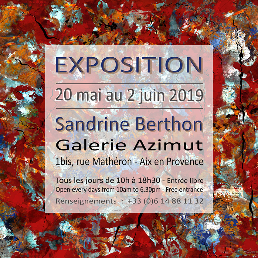 Exposition d'art contemporain