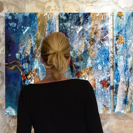 sandrine berthon artiste plasticienne