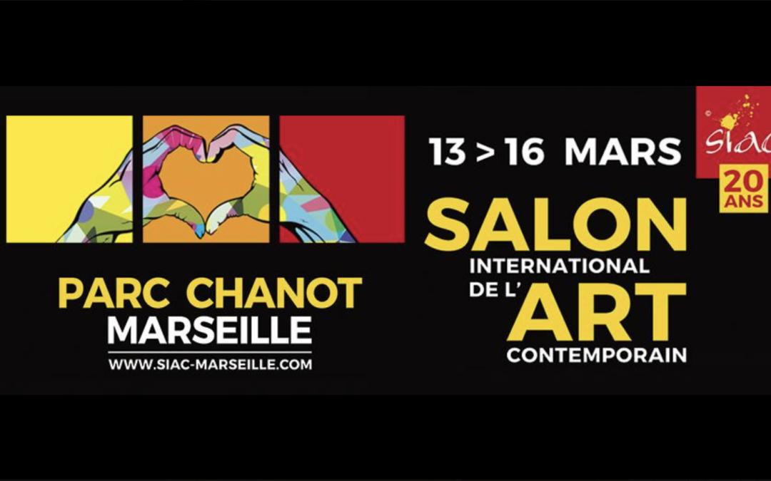 SIAC salon art contemporain marseille