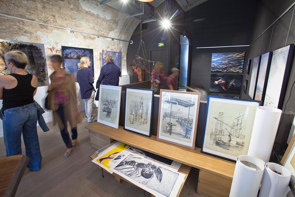 Wooden Gallery